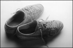 JP1216 Old Sneakers #1