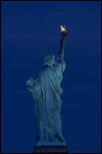 JP0929 Statue Of Liberty - New York NY