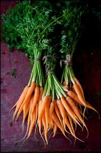 JP1249 Baby Carrots (Bunch), Deerfield Farmer's Market