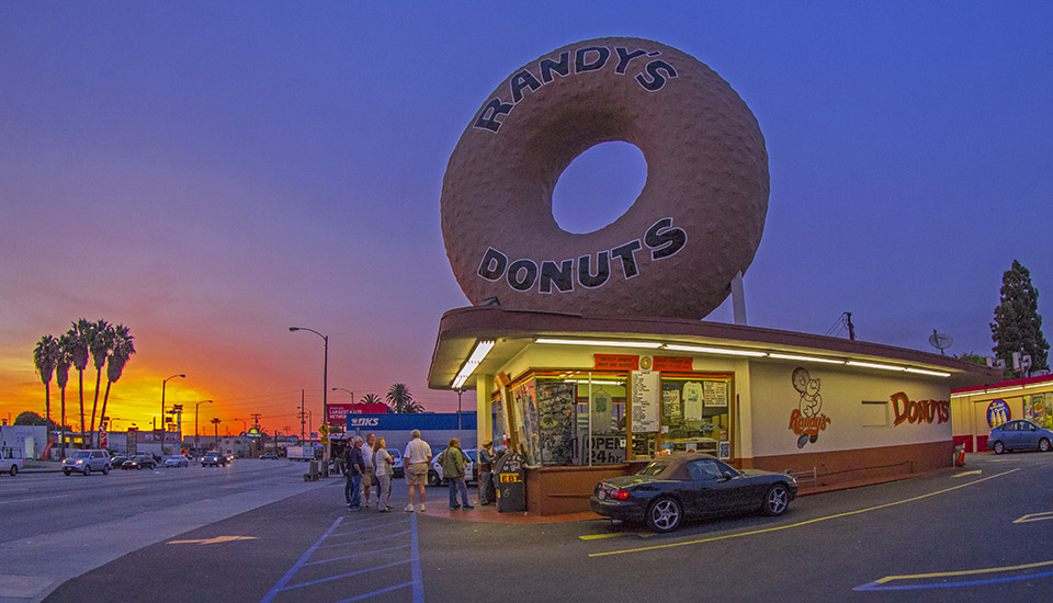 Googie Randy S Donuts Daily Photo Game
