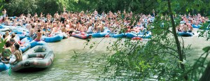 Guadalupe River Party