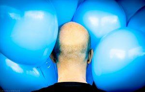 """Russ Widstrand """"BLUE"""" 06/10/16"""