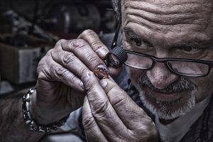 "Bob Stevens  ""The Jeweler""  07/16/16"