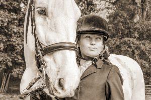 """Sue Barr """" A True Equestrian"""" September 11, 2016"""