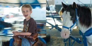 """Bob Stevens """"Pony Ride"""" September 4, 2016"""