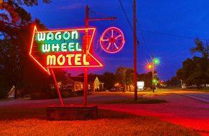 """Blue Fier """"Route 66 Neon"""" 10/03/16"""