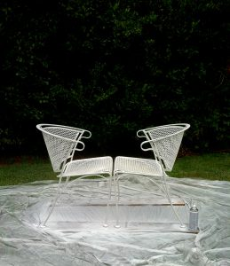 "Robert Nease ""Two Chairs"" 10/27/16"
