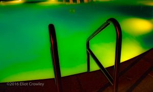 "Eliot Crowley ""Poolside"" 11/21/16"