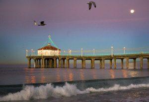 """Bob Stevens """"The Pier"""" 12/13/2016"""