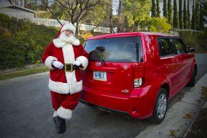 """Jay Ahrend """"Santa's Sleigh"""" 12/25/16"""