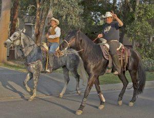 "Blue Fier ""Suburban Cowboys"" 01/01/17"