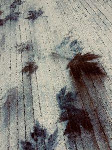 """Steve Mason""""Fall Print"""" 04/30/19"""
